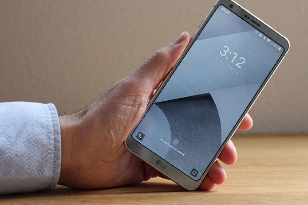 LG G6: Ξεκίνησε η αναβάθμιση στο Android 8.0 Oreo, ακολουθούν σύντομα τα LG G5 και LG V20