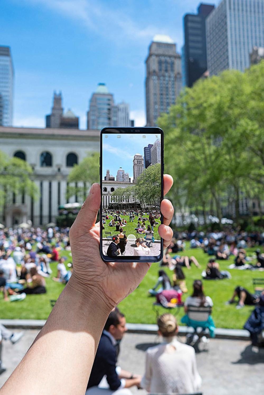 LG G7 ThinQ: Ξεκινά το παγκόσμιο λανσάρισμα της συσκευής