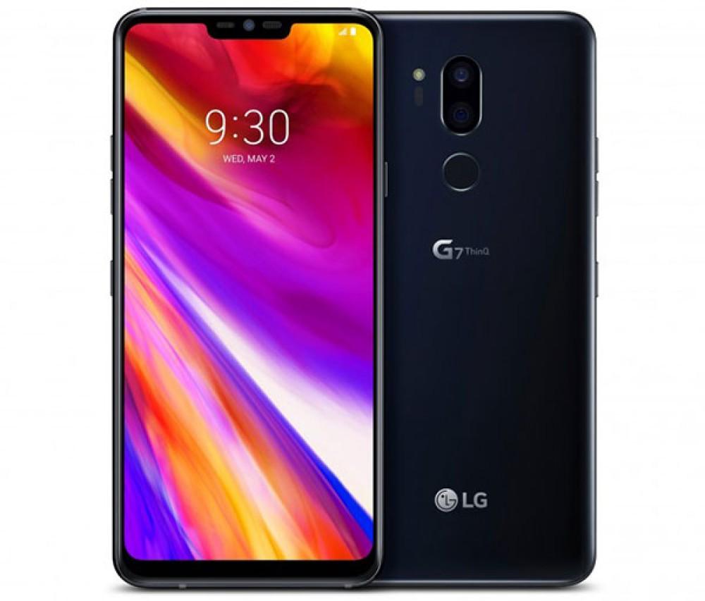 LG G7 ThinQ: Πρώτο επίσημο teaser video και αποκάλυψη της μαύρης έκδοσης από τον Evan Blass
