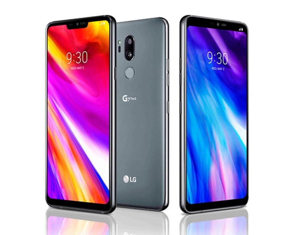 LG G7 ThinQ: Επίσημα με οθόνη 6.1'' Super Bright, notch, Snapdragon 845 και δυνατές κάμερες