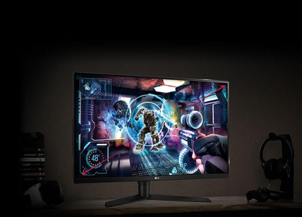 LG 32GK850G: Το νέο gaming monitor 32'' QHD έρχεται να αλλάξει τα δεδομένα και την εμπειρία του παιχνιδιού