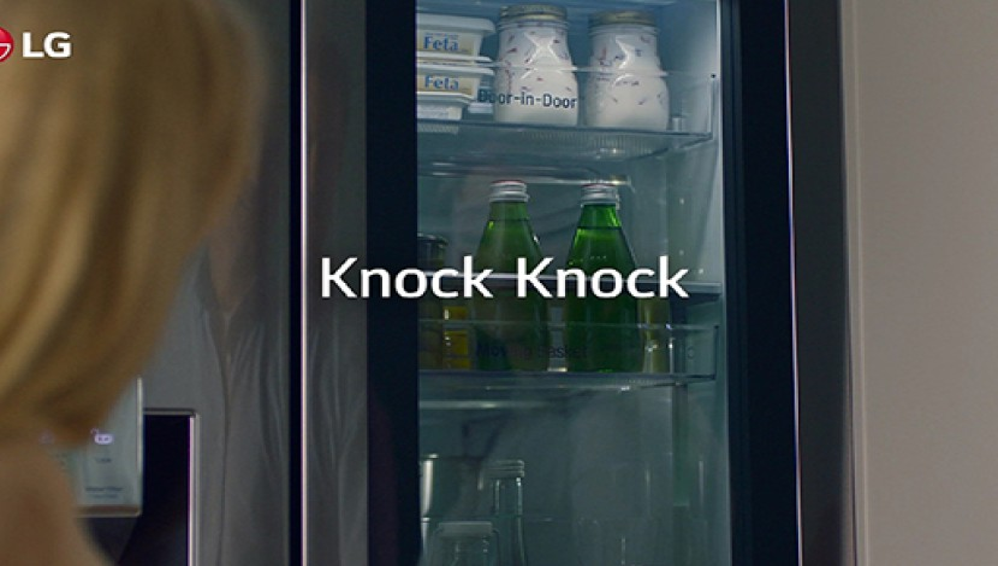 LG InstaView Door-in-Door: Χτυπάς Δύο Φορές, Βλέπεις Μέσα & Όλα Μένουν Cool [Videos]