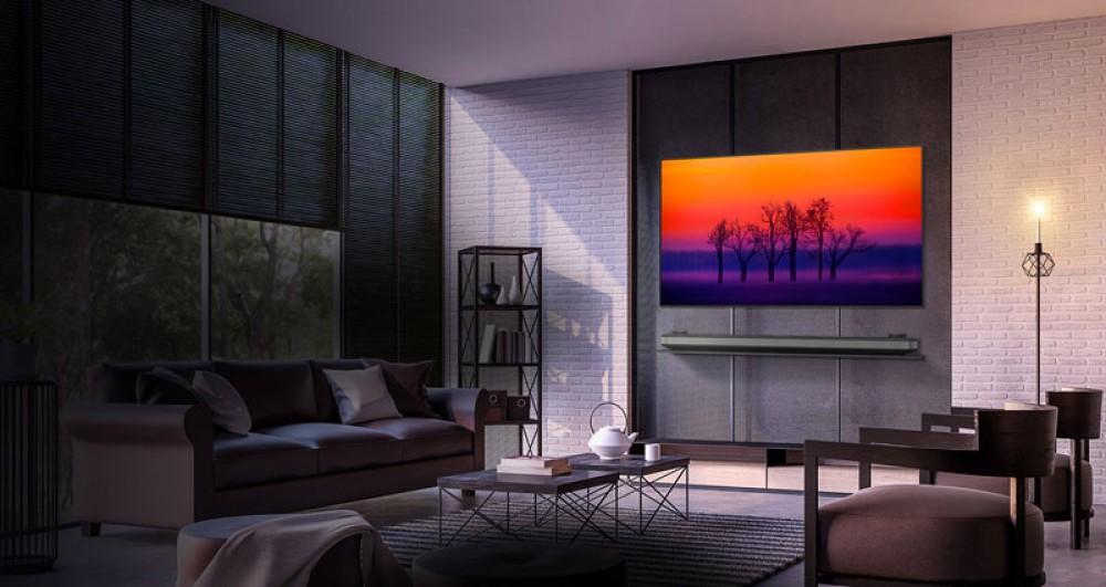 Κινηματογραφική εμπειρία θέασης με τις Large Inch τηλεοράσεις της LG