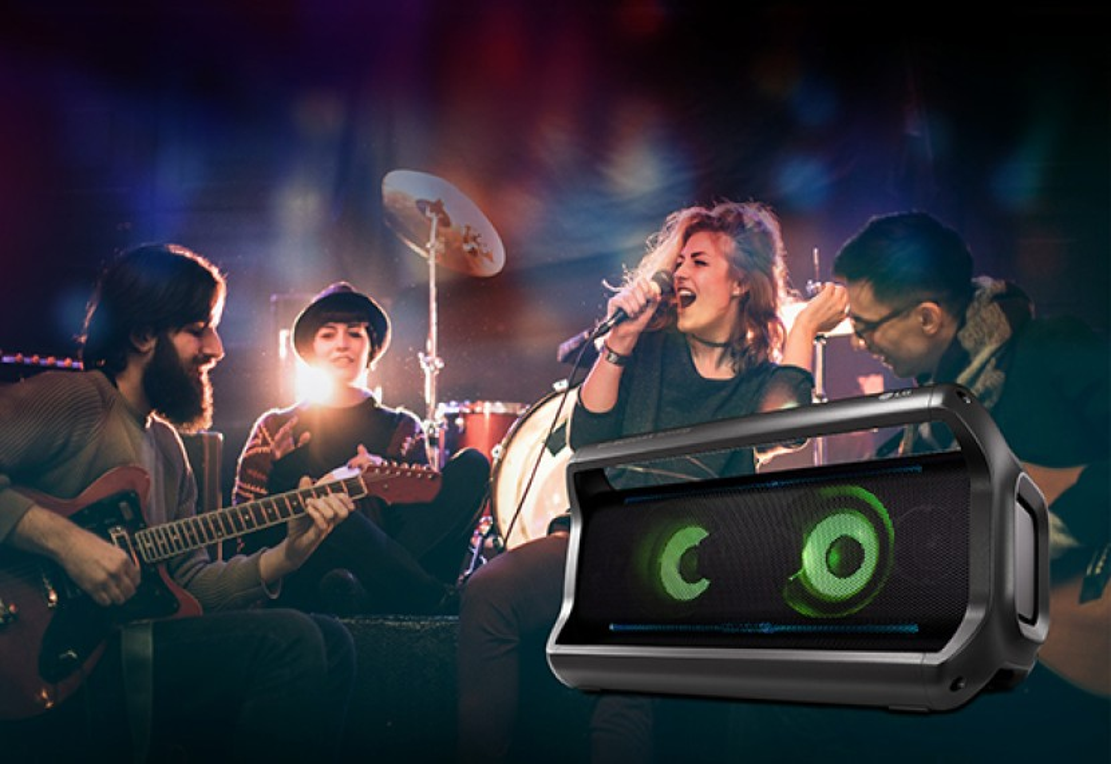 LG PK7: Τα νέα Bluetooth ηχεία για μοναδική ποιότητα ήχου και φορητότητα χωρίς συμβιβασμούς