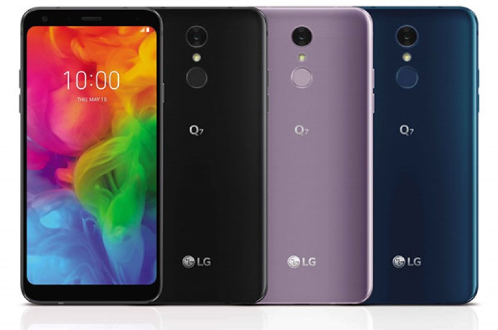 LG Q7: Επίσημα η νέα mid-range σειρά με πολλά χαρακτηριστικά της ναυαρχίδας LG G7 ThinQ