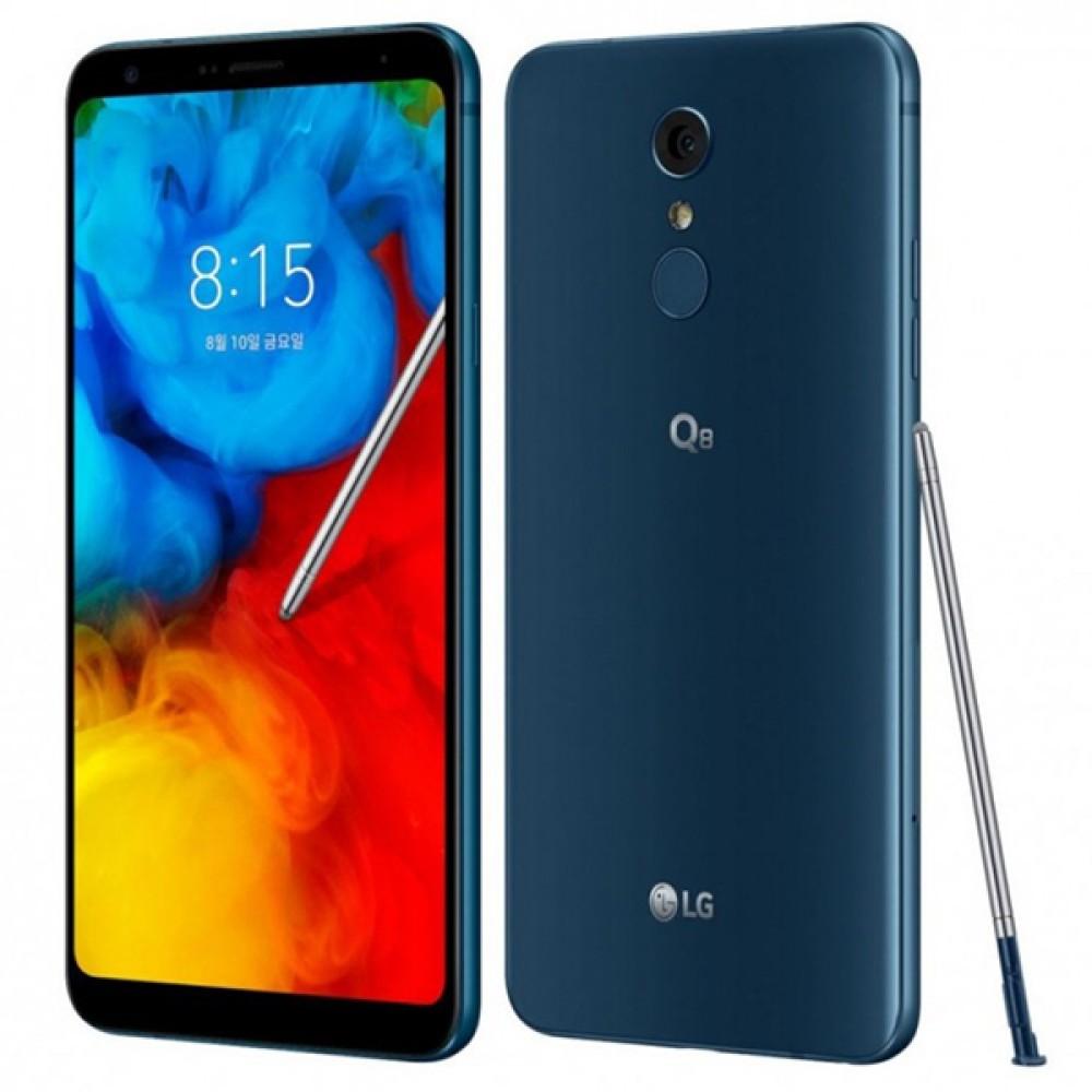 LG Q8 (2018): Επίσημα με οθόνη 6.2'' FullVision, γραφίδα και θωρακισμένη κατασκευή