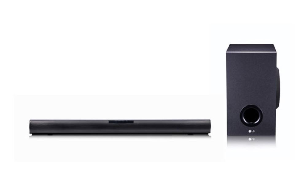 LG SJ2: Το νέο sound bar ξεχωρίζει για την κομψή σχεδίαση και το ευρύ φάσμα ήχου