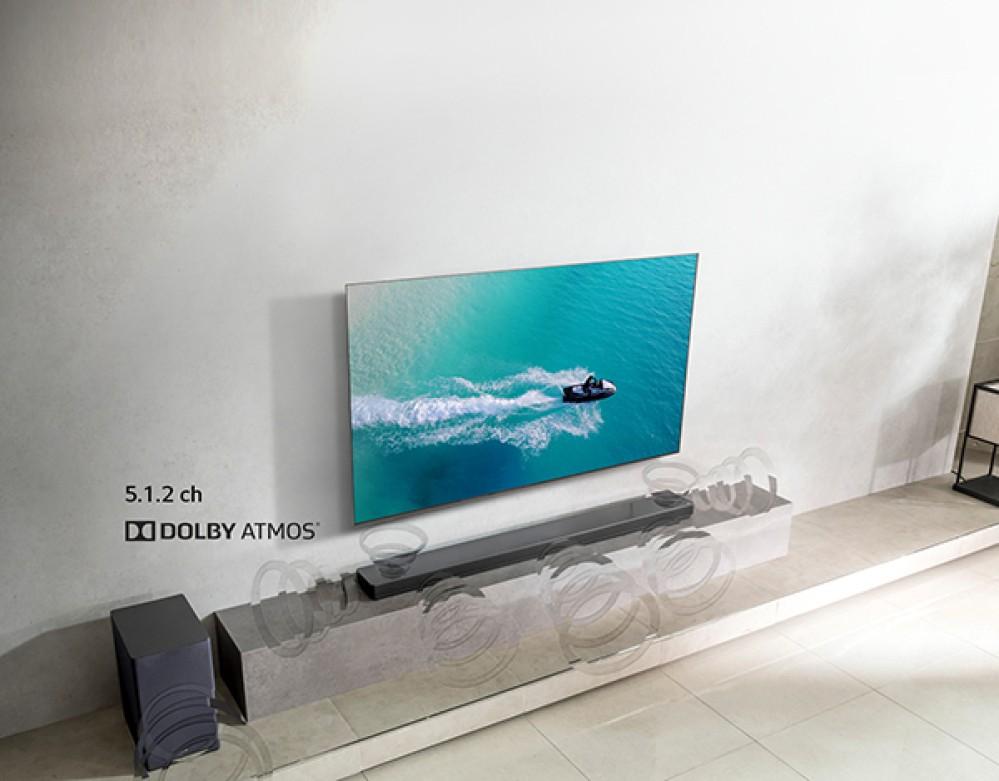 LG SK10Y: Το νέο sound bar προσφέρει εξαιρετική κινηματογραφική εμπειρία ήχου στο σπίτι