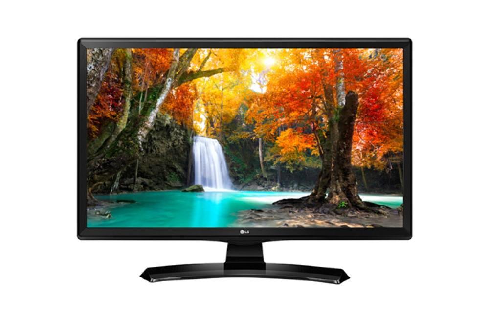 LG TK410: Το νέο TV monitor έχει διπλή χρήση τηλεόρασης και υπολογιστή