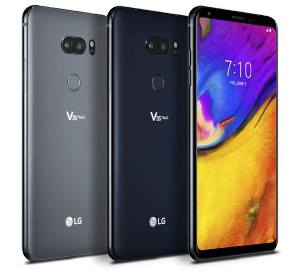 LG V35 ThinQ: Επίσημα η νέα έκδοση με μοναδική διαφορά τον επεξεργαστή Snapdragon 845