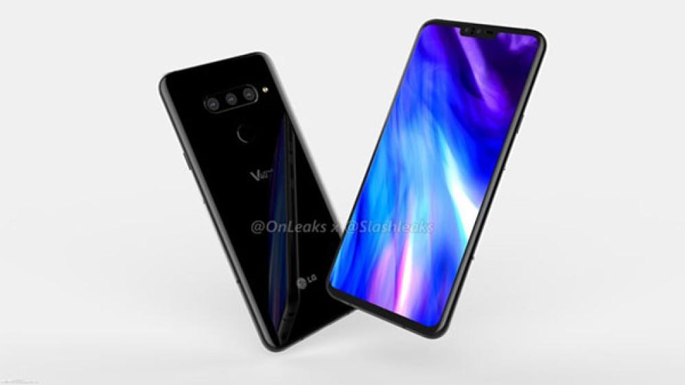 LG V40 ThinQ: Διέρρευσαν όλα τα τεχνικά χαρακτηριστικά της συσκευής