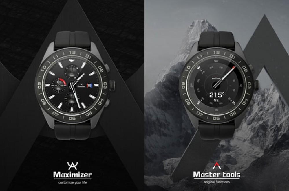 LG Watch W7: Το υβριδικό smartwatch της εταιρείας με Wear OS και αναλογικούς δείκτες ρολογιού