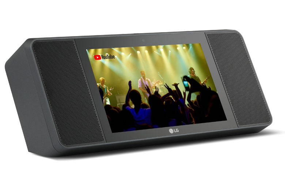LG XBOOM AI ThinQ WK9: Νέο ηχείο με οθόνη αφής και Google Assistant!