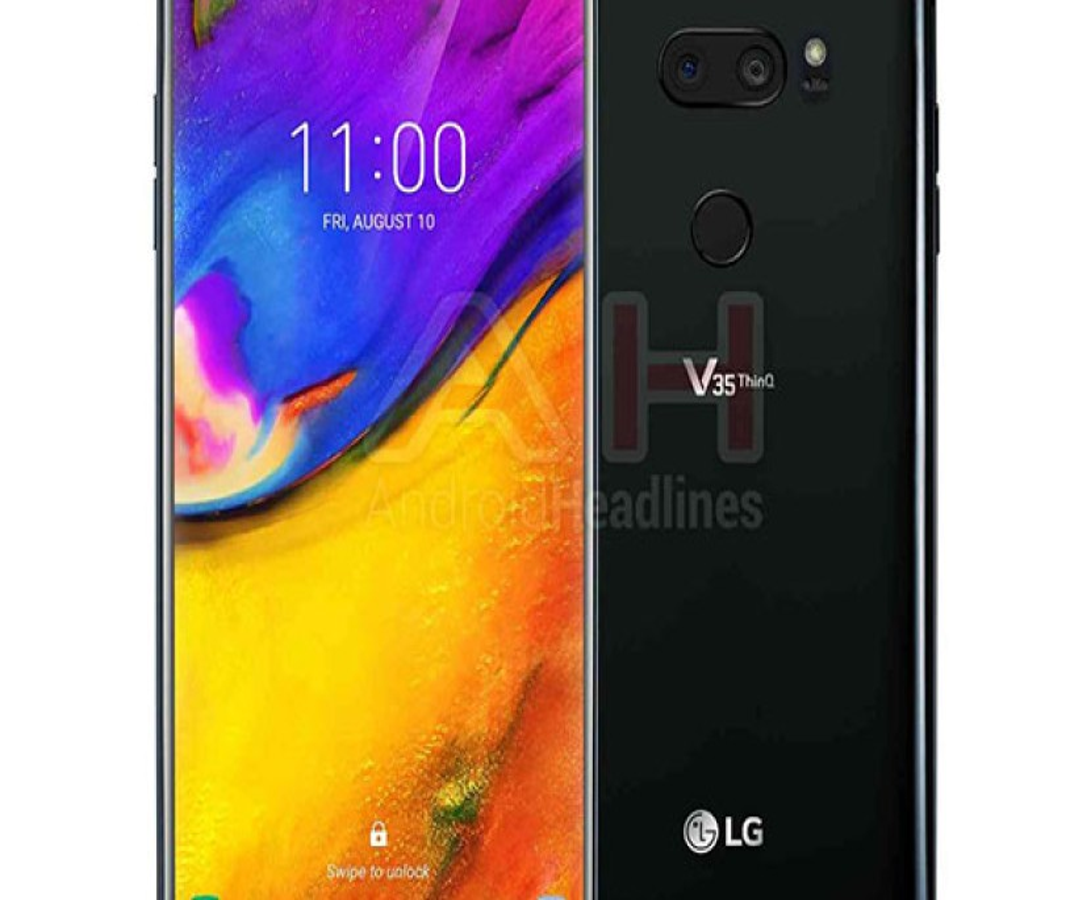 LG V35 ThinQ: Διέρρευσε μια νέα έκδοση που θα κυκλοφορήσει το καλοκαίρι
