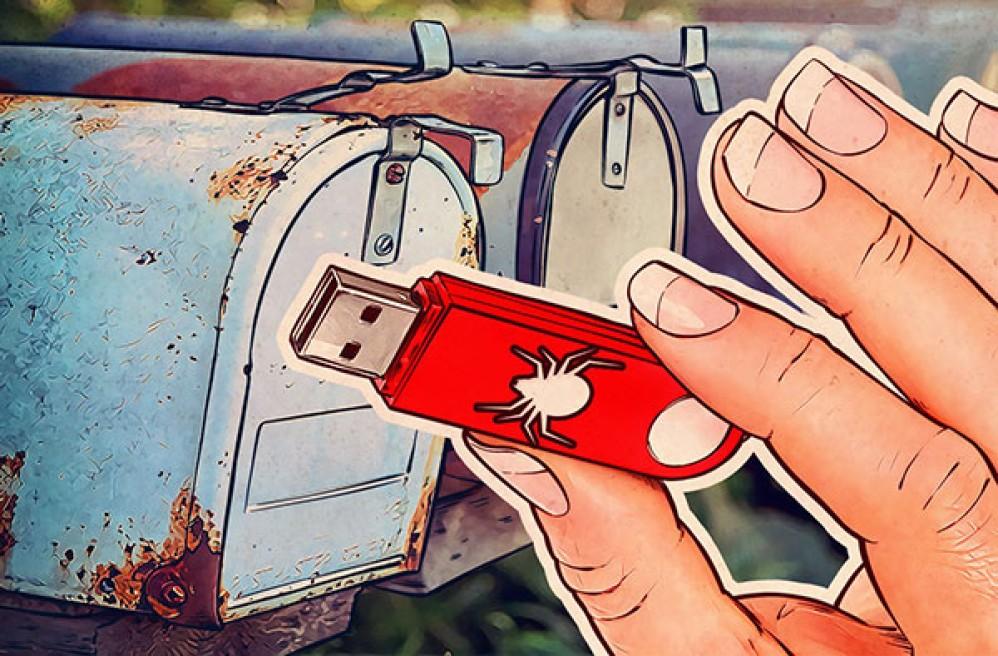 Μία στις δέκα «μολύνσεις» συσκευών USB προέρχεται από πρόγραμμα εξόρυξης κρυπτονομισμάτων