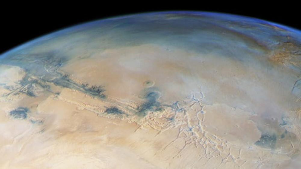 Ιστορική ανακάλυψη: Βρέθηκε τεράστια υπόγεια λίμνη με νερό σε υγρή κατάσταση στον πλανήτη Άρη!