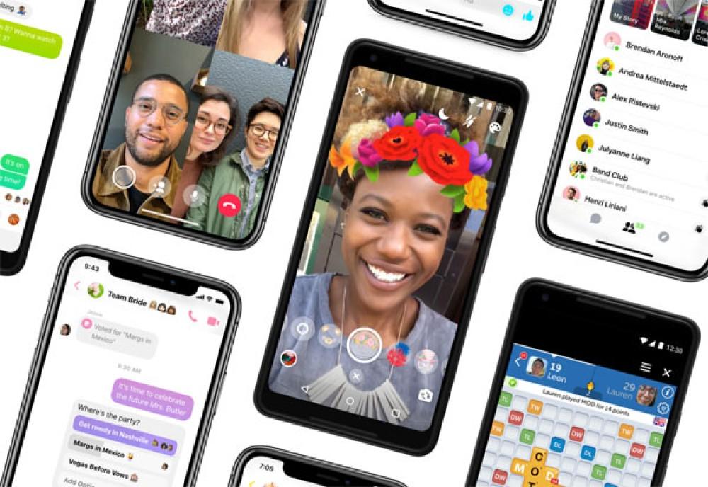 Facebook Messenger 4: Αυτή είναι η νέα έκδοση για Android και iOS με σημαντικά απλούστερη εμφάνιση