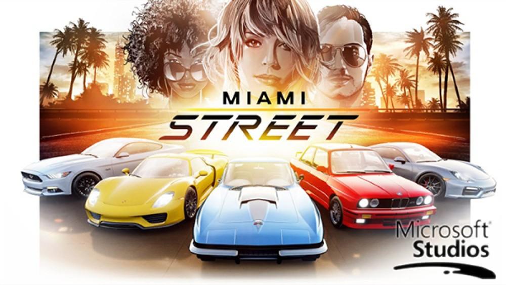 Miami Street: Νέο δωρεάν racing game από τη Microsoft για Windows PCs
