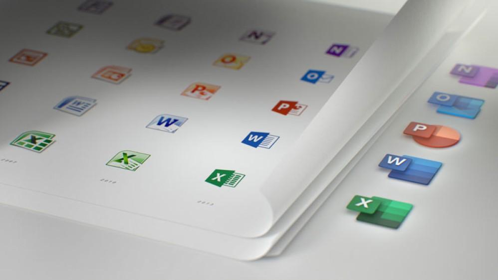 Microsoft Office: Αυτά είναι τα νέα εικονίδια της σουίτας
