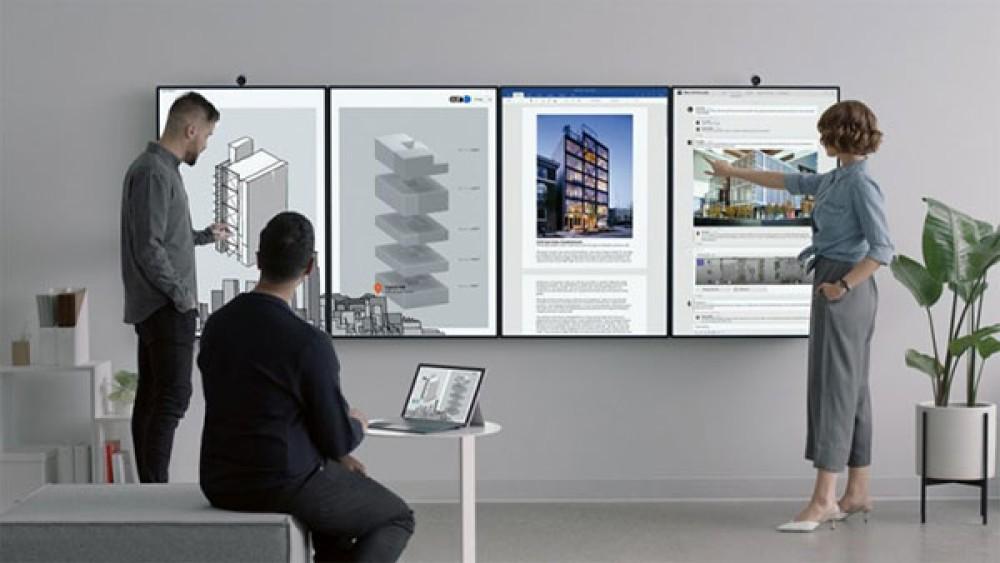 Microsoft Surface Hub 2S/2X: Αυτές είναι οι νέες εκδόσεις του υπολογιστή-τοίχου της εταιρείας [Video]