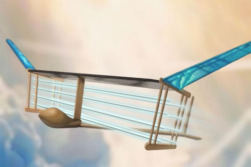 Ερευνητές κατασκευάσαν το πρώτο αεροπλάνο που κινείται χωρίς μηχανικά μέρη