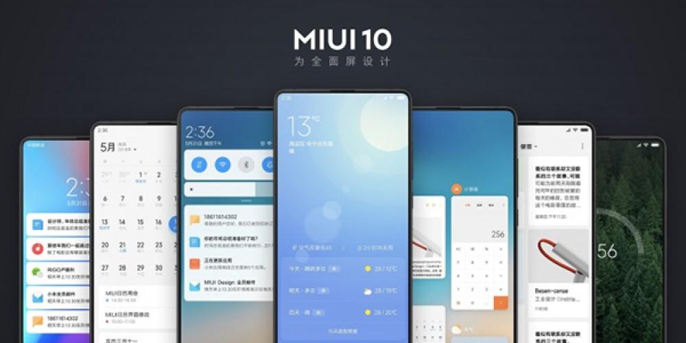 MIUI 10: Αποκαλύφθηκε το νέο περιβάλλον χρήσης, πότε και σε ποια Xiaomi smartphones έρχεται [Video]