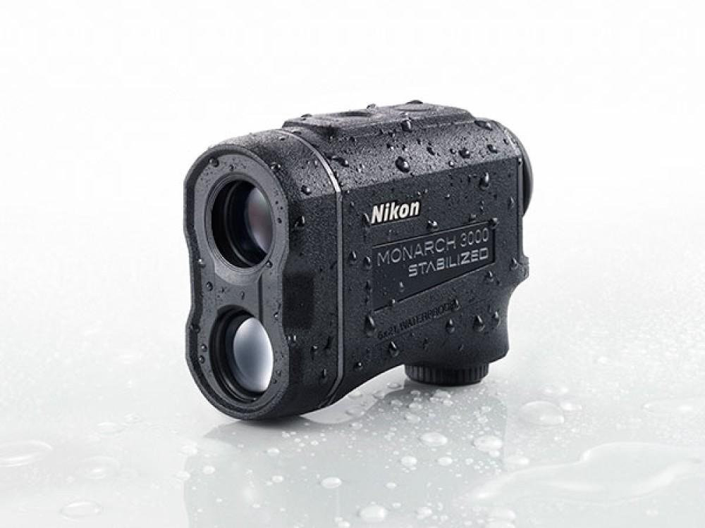 Η Nikon παρουσιάζει τo τηλέμετρο laser MONARCH 3000 STABILIZED [Videos]
