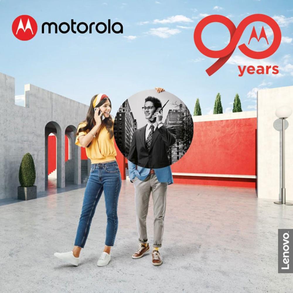 Motorola: Ένα ιστορικό brand γιορτάζει 90 χρόνια ζωής