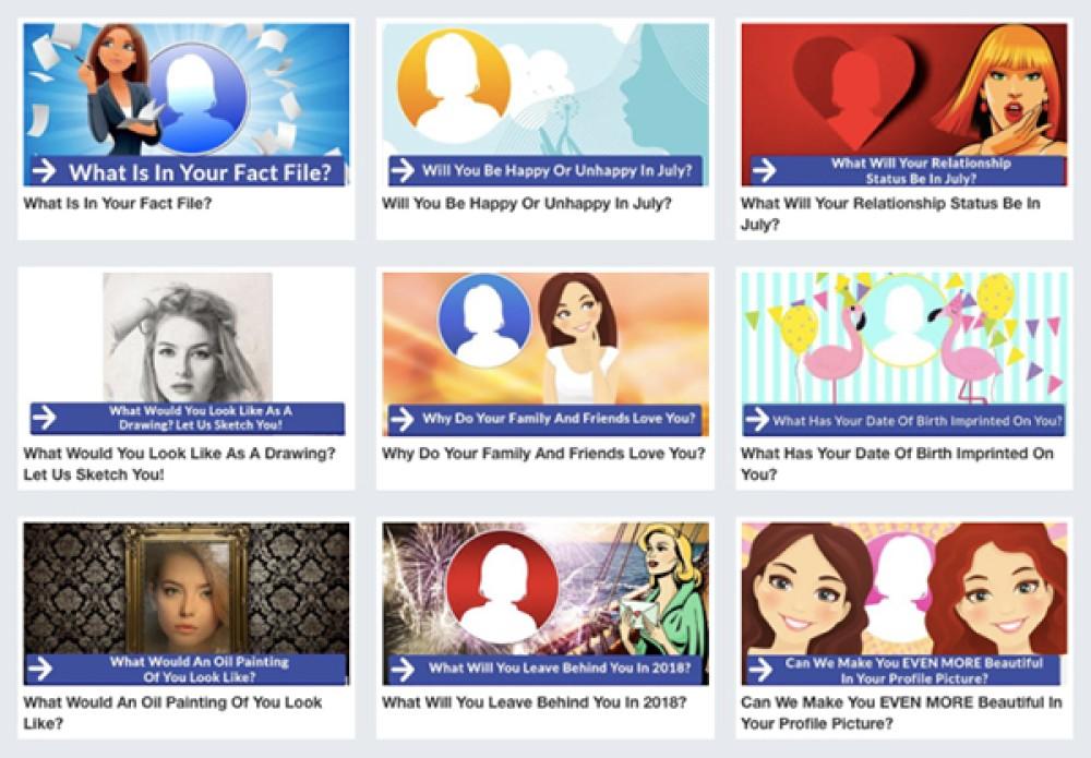 Δημιουργός κουίζ στο Facebook εξέθεσε δεδομένα από 120 εκατ. λογαριασμούς χρηστών