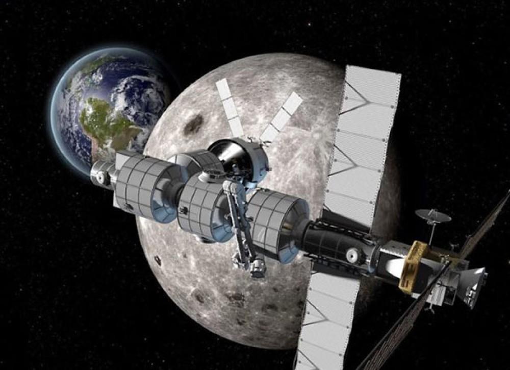 Η NASA αποκαλύπτει το σχέδιο για επανδρωμένο διαστημικό σταθμό σε τροχιά γύρω από τη Σελήνη ως το 2025! [Video]