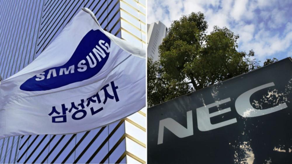 Η NEC και η Samsung ανακοινώνουν συμφωνία συνεργασίας για 5G δίκτυα