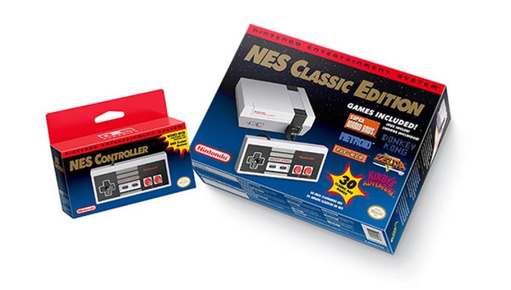 NES Classic Edition: Η best-seller retro παιχνιδοκονσόλα ξανά διαθέσιμη στα καταστήματα