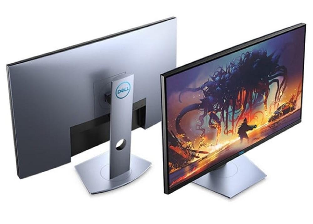 Νέες οθόνες gaming από τη Dell με panel 24'' (144Hz) και 27'' (155Hz), AMD FreeSync και χρόνο απόκρισης μικρότερο από 1ms