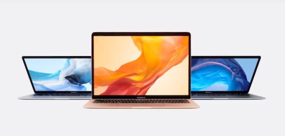 Νέο MacBook Air με Retina Display και Touch ID [Video]