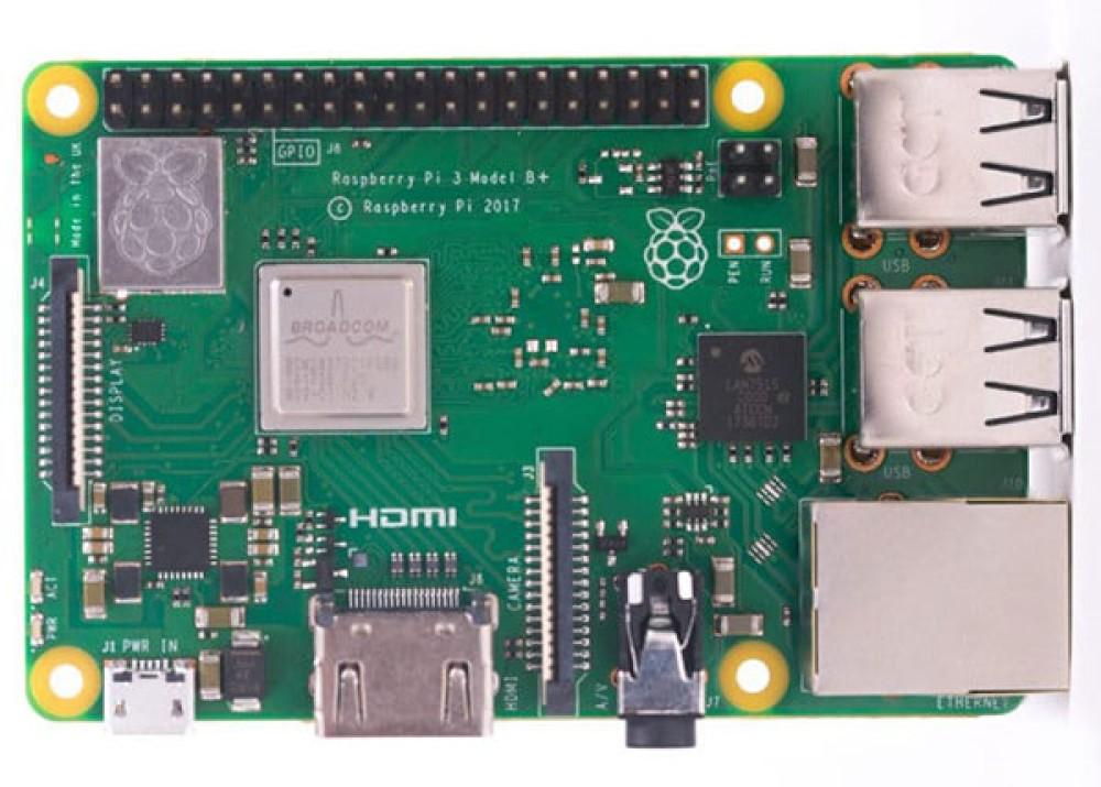 Raspberry Pi 3 Model B+: Επίσημα το νέο μοντέλο με ταχύτερο επεξεργαστή, dual-band WiFi και Power-over-Ethernet [Videos]