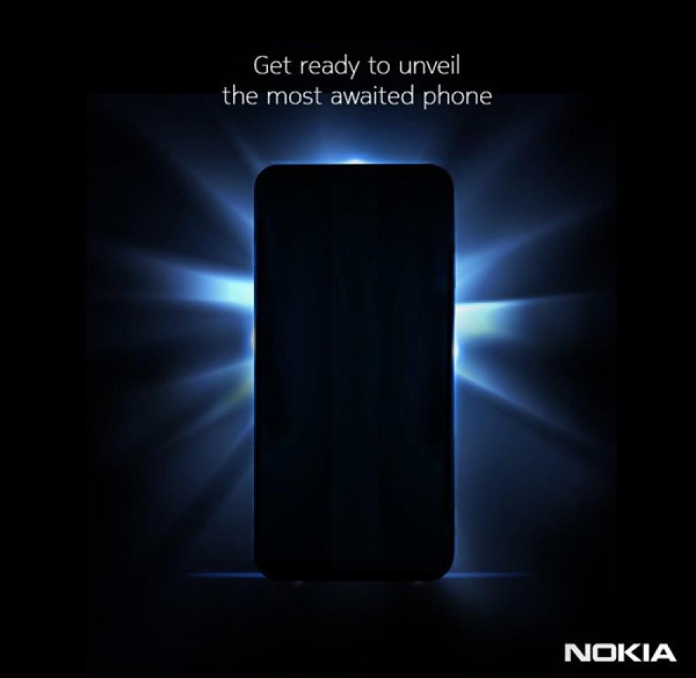 """Nokia: Στις 21 Αυγούστου αποκαλύπτει """"το πιο πολυαναμενόμενο smartphone"""". Θα είναι το Nokia 9;"""