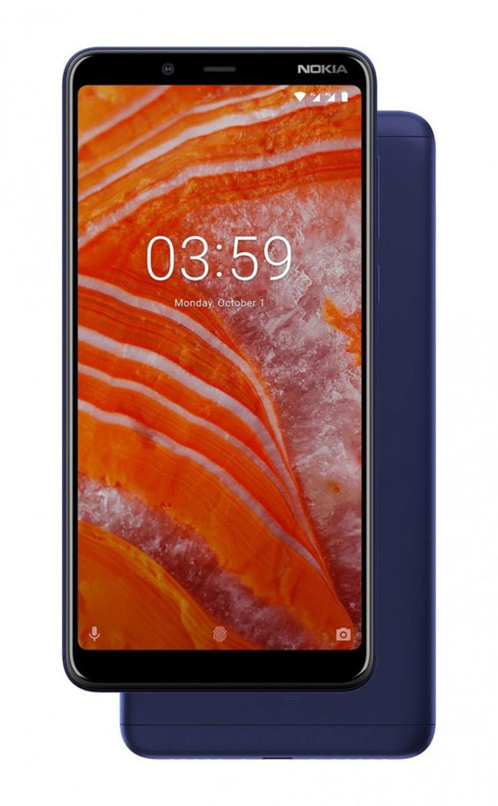 Nokia 3.1 Plus: Επίσημα με οθόνη 6.0'' HD+, dual κάμερα και τιμή μικρότερη από €150 [Video]