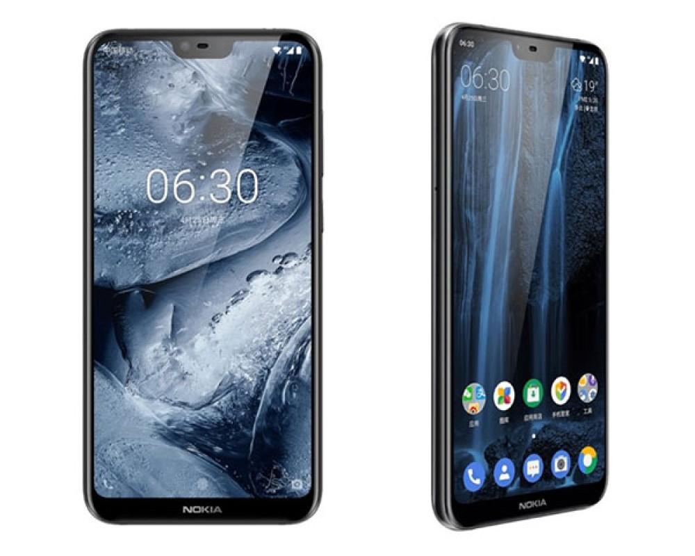 Nokia X6: Επίσημα με οθόνη 5.8'' FHD+ (19:9 + notch), Snapdragon 636, dual κάμερα και πολύ προσιτή τιμή