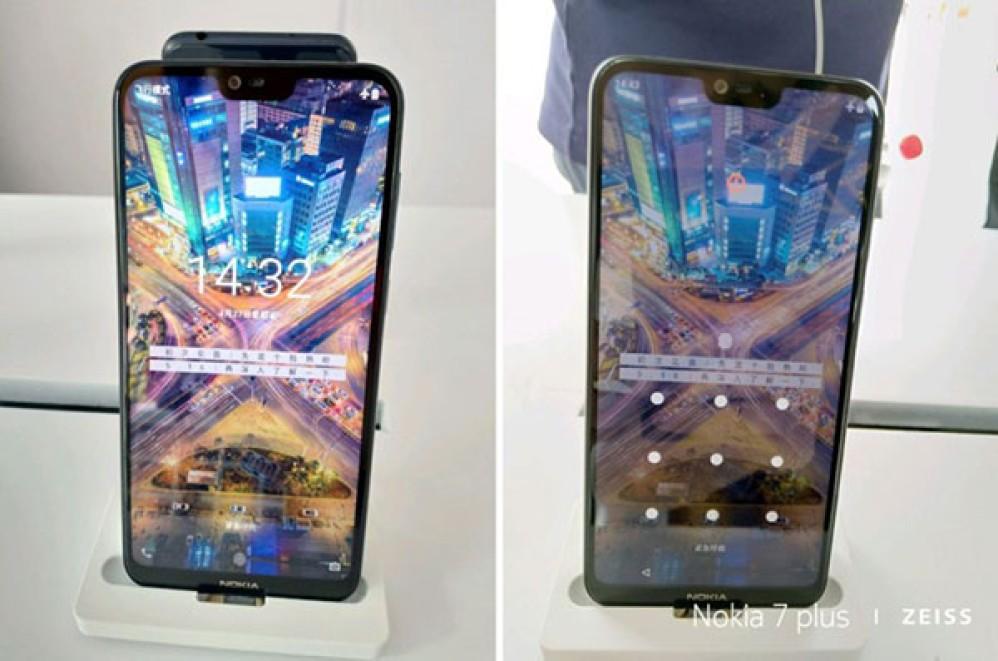 Nokia X6: Οι πραγματικές φωτογραφίες από τον χώρο του event αποκαλύπτουν bezel-less οθόνη με notch