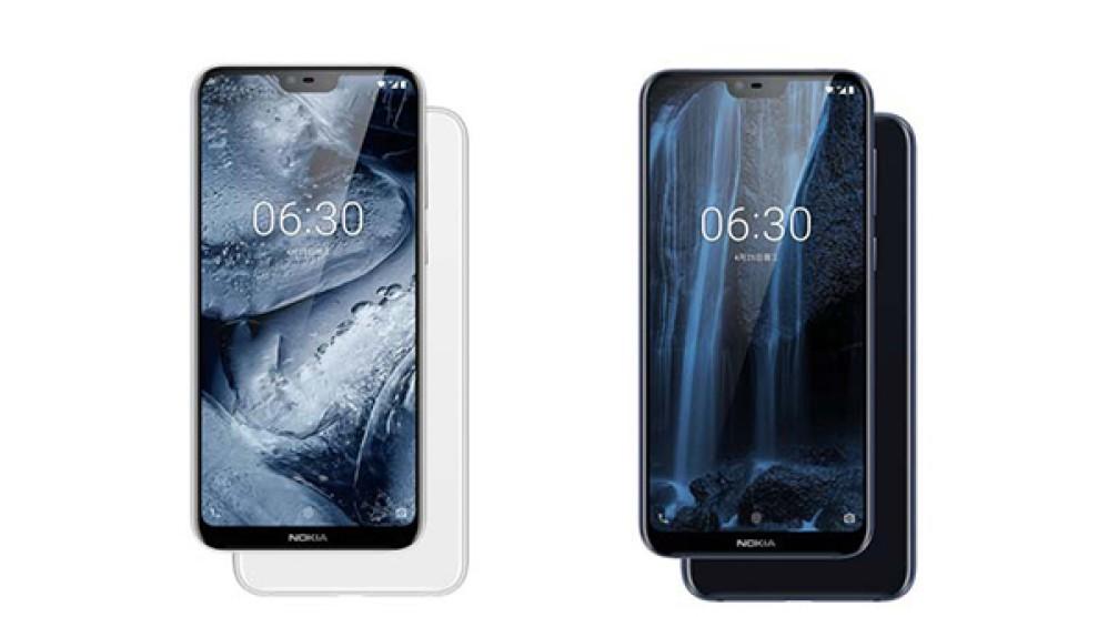 Nokia 6.1 Plus και Nokia 5.1 Plus: Επίσημα οι παγκόσμιες εκδόσεις των Nokia X6 και Nokia X5