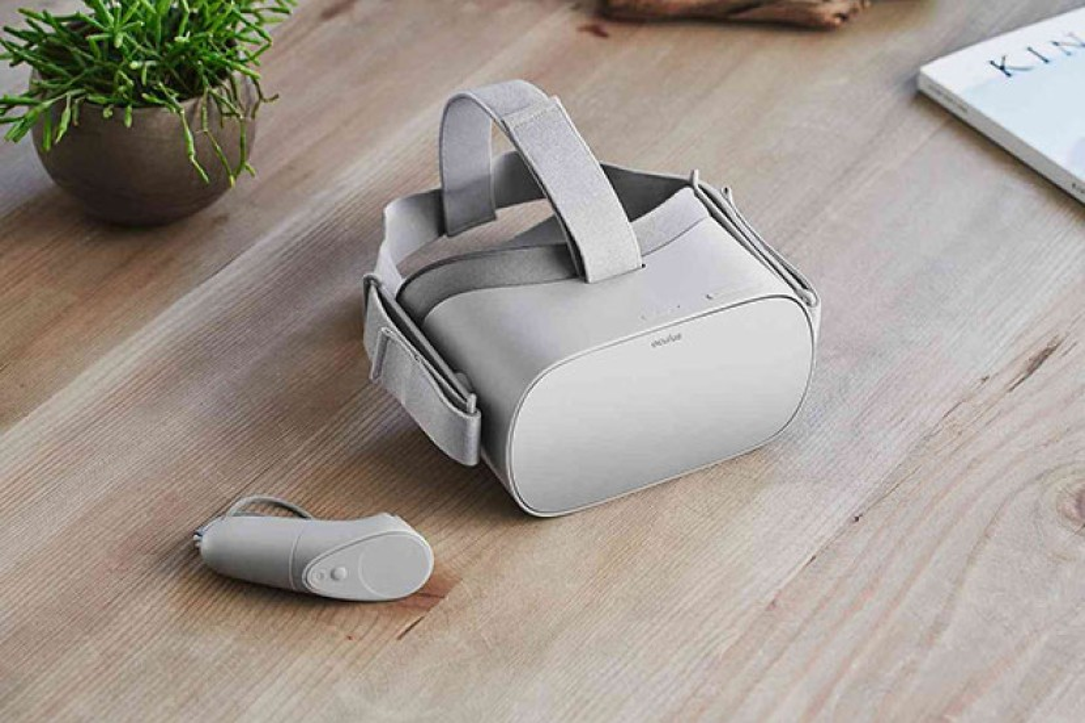 Oculus Go: Διαθέσιμο από σήμερα το αυτόνομο VR headset σε 23 χώρες από $199 [Video]