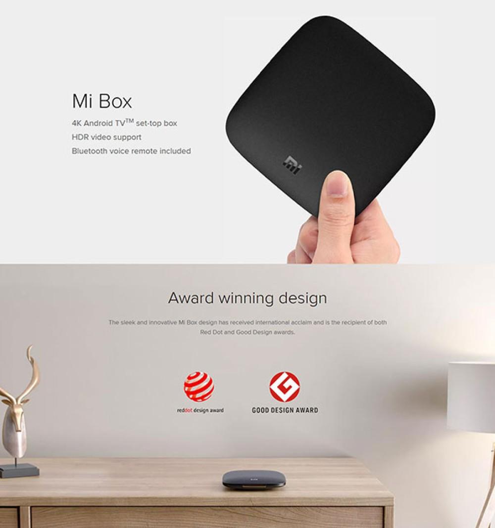 Xiaomi Mi Box: Το Android TV box με υποστήριξη 4K και HDR στα €50 για λίγες ώρες