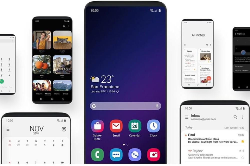 Samsung One UI: Άνοιξε η beta για τα Galaxy S9/S9+, δείτε τα πρώτα screenshots