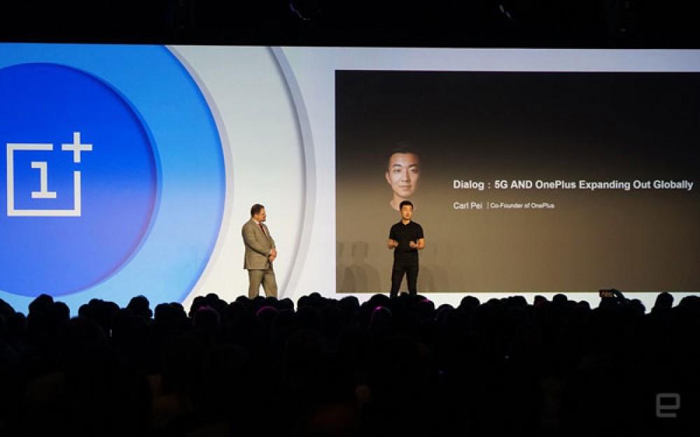 OnePlus: Θα κυκλοφορήσει ένα από τα πρώτα 5G smartphones μέσα στο 2019