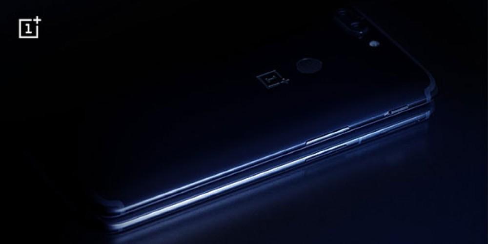 OnePlus 6: Επίσημη φωτογραφία teaser μας το δείχνει κάτω από το OnePlus 5T