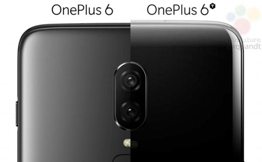 OnePlus 6T: Το πρώτο render της συσκευής αφήνει υποσχέσεις για in-display αισθητήρα αποτυπωμάτων