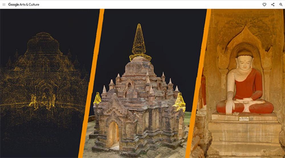 Η Google βοηθά στην διάσωση ιστορικών μνημείων μεταφέροντας τα στην εικονική πραγματικότητα