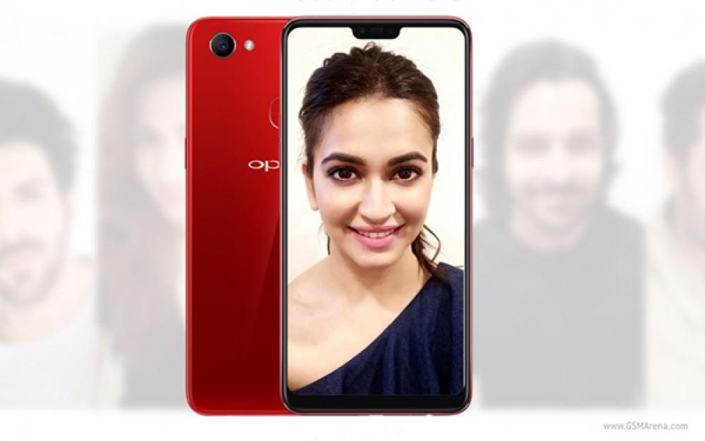 Oppo F7: Επίσημα με οθόνη 6.23'' FHD+, notch και selfie κάμερα 25MP με HDR, Face Unlock και Τεχνητή Νοημοσύνη
