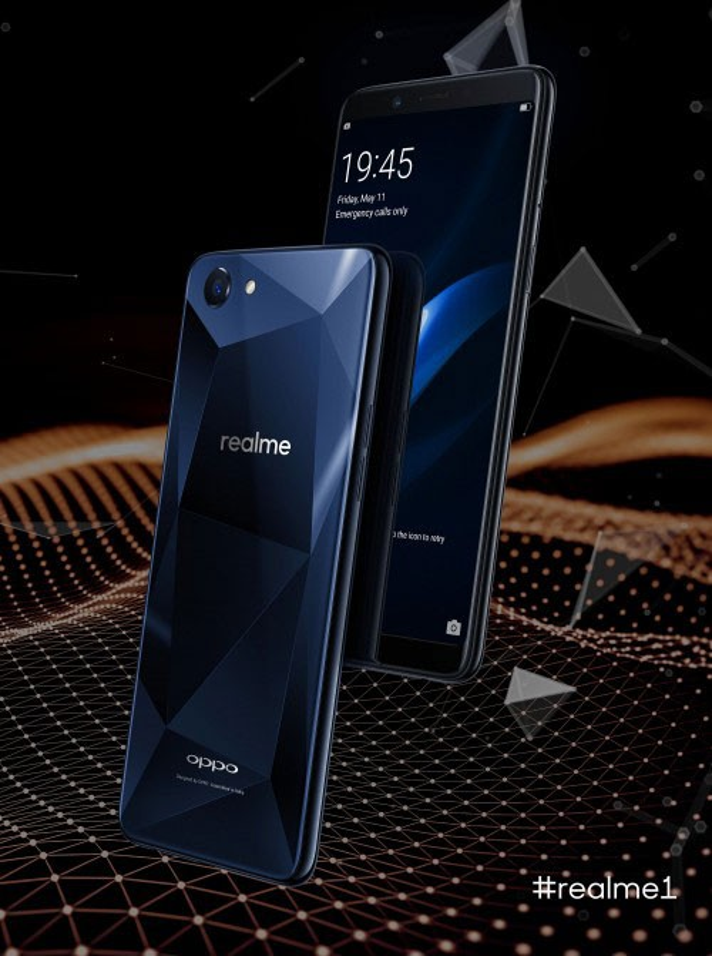 Oppo RealMe1: Το νέο brand της εταιρείας κάνει ντεμπούτο στην Ινδία με οθόνη 6.0'' 18:9, Helio P60 και προσιτή τιμή