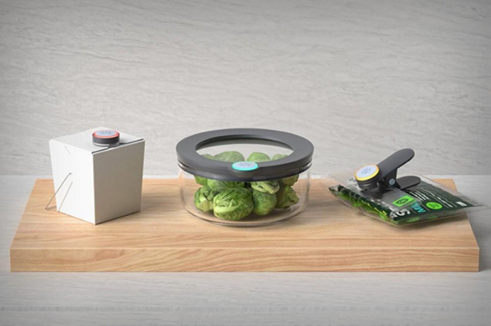 Αυτές οι έξυπνες ετικέτες θα σε ειδοποιούν όταν χαλάσουν τα τρόφιμα στο ψυγείο σου [Video]